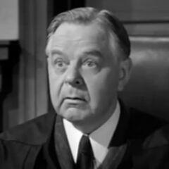 El Juez Henry X. Harper <a href=
