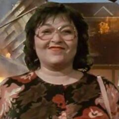 Ruth Patchett en <a href=