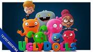 Uglydolls Extraordinariamente feos Tini es Moxy 16 de mayo en cines