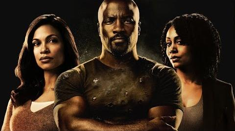 1º Teaser de Luke Cage - SDCC Doblado al Latino -HD- Netflix (2016)