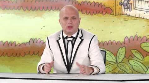 Cartoon Network Ping Pong Animado con Sebastián Wainraich Episodio 5 Hermano de Jorel 2015