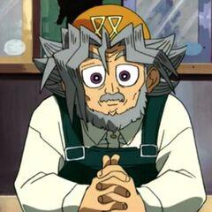 Solomon Mutō en <a href=