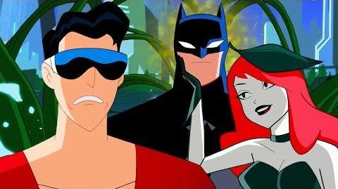 Justice League Actionl Algo en el Cabello Webisodio 16