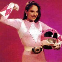 Kimberly Pink Ranger de <a href=