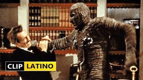 La Momia (1959) - Redoblaje Latino