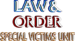 Law & Order SVU Logo