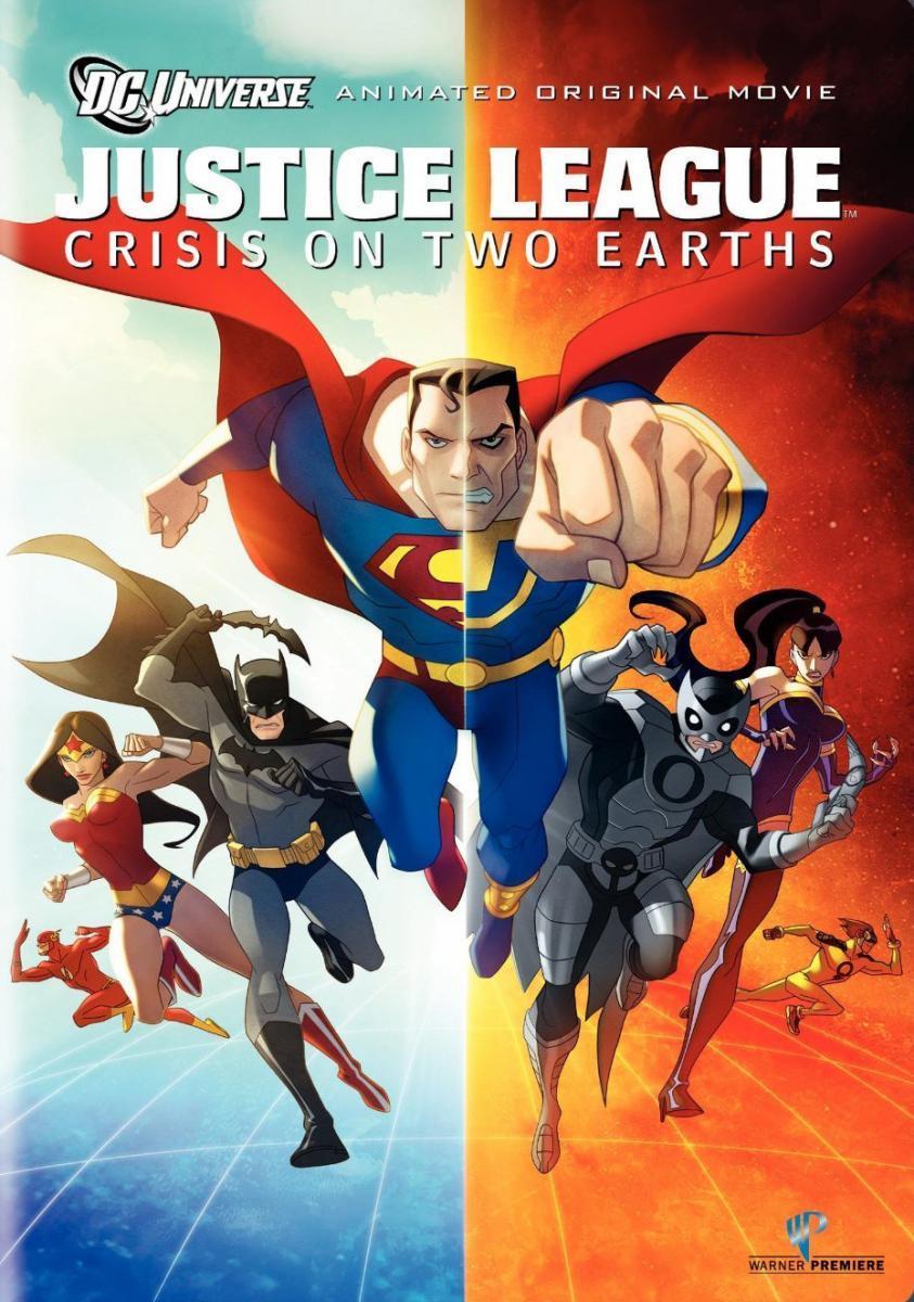 Liga de la Justicia: Crisis en las dos Tierras | Doblaje Wiki | Fandom
