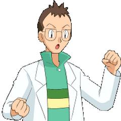 Profesor Elm en <a href=