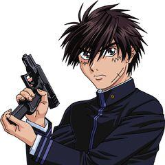 Sousuke Sagara en <a href=