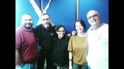 Tributo realizado por Rebeca Aponte y Juan Manuel Guzmán en el programa radiofonico Circuito X durante 2017