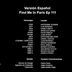 Episodio 11 - Temporada 1