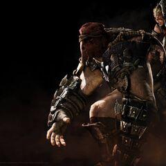 Ferra/Torr en Mortal Kombat X