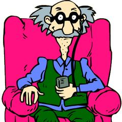 Abuelo Lou Pickles en <a href=