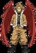 Hawks Anime MHA