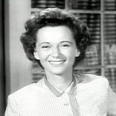 Ellen Miller en la primera serie de <a href=