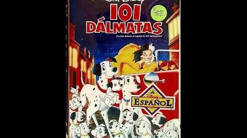Opening to 101 Dalmatas (101 Dalmatians) 1996 VHS