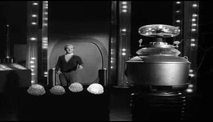 PERDIDOS EN EL ESPACIO 1965 (series) 1x17 1era temp
