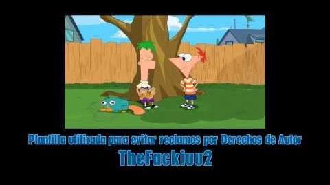 Phineas y Ferb - ¡Hey, Ferb! - Español Latino