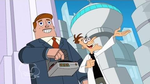 Phineas y Ferb - Salve Doofania