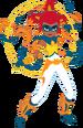 Piper(Striker) Mysticons