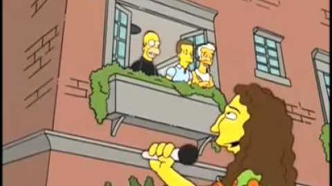 Ricardo Silva En los Simpsons