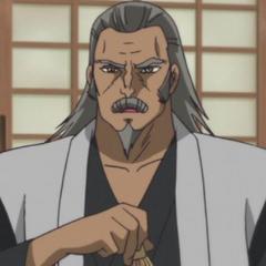 Zenzō Masataka Morigakure en <a href=