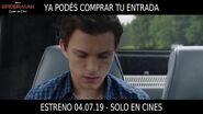 Spider-Man Lejos de Casa - Tv Spot - Estreno 04.07.19. Solo en cines.