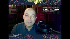 ¡Raúl Aldana presente en el Festival Iberoamericano de la Voz VIVA VOZ!