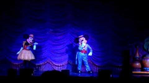 5 Magia de Mickey Mouse en el Teatro Gran Rex Jazmin