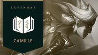 Camille- Té con la dama gris - Leyendas - Audiocuentos - League of Legends