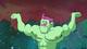 Chowder Gigante que sostiene Ciudad Mazapán
