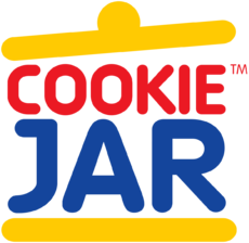 Cookie Jar entertainment current logo