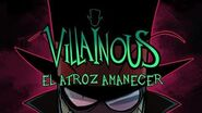 El atroz amanecer Villanos Cartoon Network