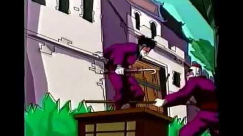 Promo Las Aventuras De Jackie Chan - Cartoon Network Latino (Año 2004)