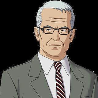Shin Hayata en <a href=