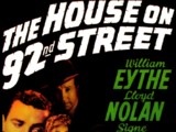 La casa de la calle 92