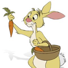 Conejo en la franquicia de <a href=