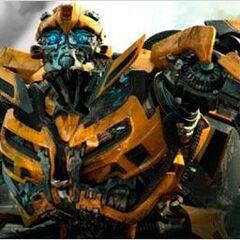 Bumblebee en las primeras películas de <a href=