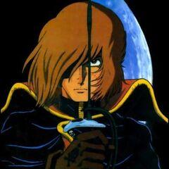 El Capitán Harlock (1ª voz) en <a href=