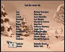 Créditos de doblaje de Los patines mágicos (TV) (DXD)