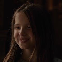 Hope van Dyne (niña) en <a href=