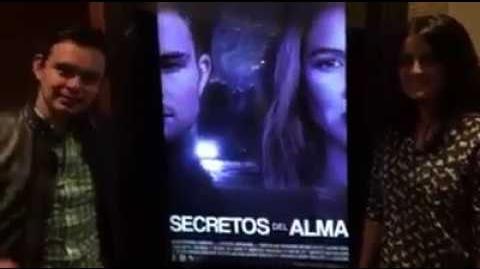 Katheryn Guzmán y Didier Rojas - Doblaje colombiano - Secretos del Alma