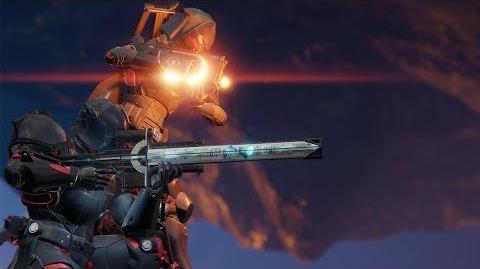 Pase anual de Destiny 2- Renegados - Tráiler de armas de la Armería oscura -MX-