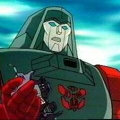 Windcharger en <a href=