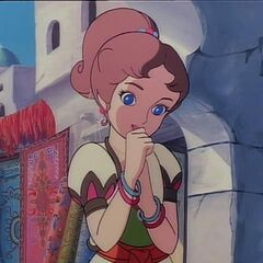 Princesa Badar en <a href=