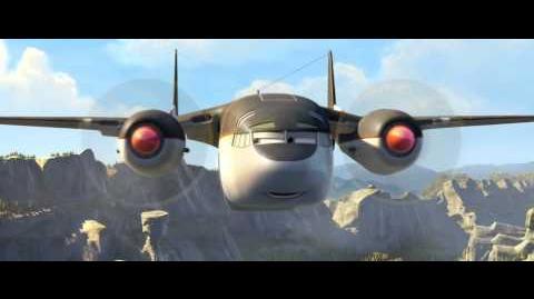 Aviones 2 Equipo de Rescate - Saltando como campeones