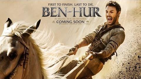 Ben-Hur - Primer Trailer - Paramount Pictures México Dubbed