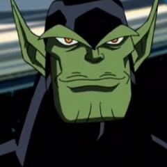 Súper Skrull en <a href=