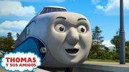 El tren del futuro Thomas y Sus Amigos Capítulo Completo Caricaturas Dibujos Animados