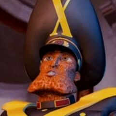 General X en <a href=
